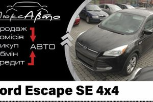 Автомобиль Ford Escape SE 4x4