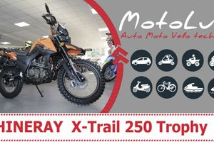 Shineray X Trail 250 Trophy