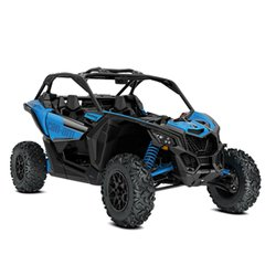 Мотовездеход BRP Can Am Maverick DS Turbo Octane blue 2021
