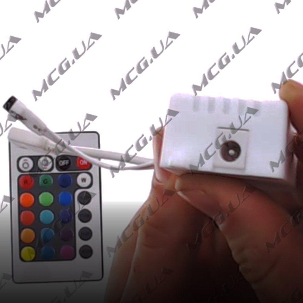 d4bf141f6 Predam RGB ovládač (IR diaľkové ovládanie, 24 tlačidiel), Cena - 132 ...
