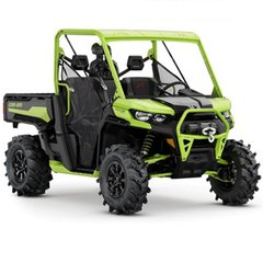 Мотовездеход BRP Can Am Defender Traxter Xmr HD10 Iron gray and Manta green 2021