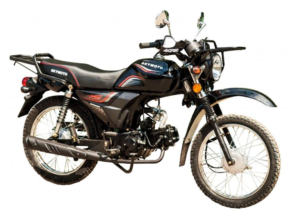 Moped Skymoto Worker 110 GY