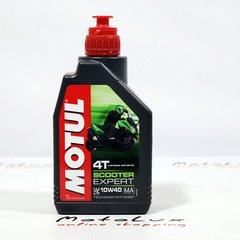 Моторное масло Motul Scooter Expert 4T SAE 10W40