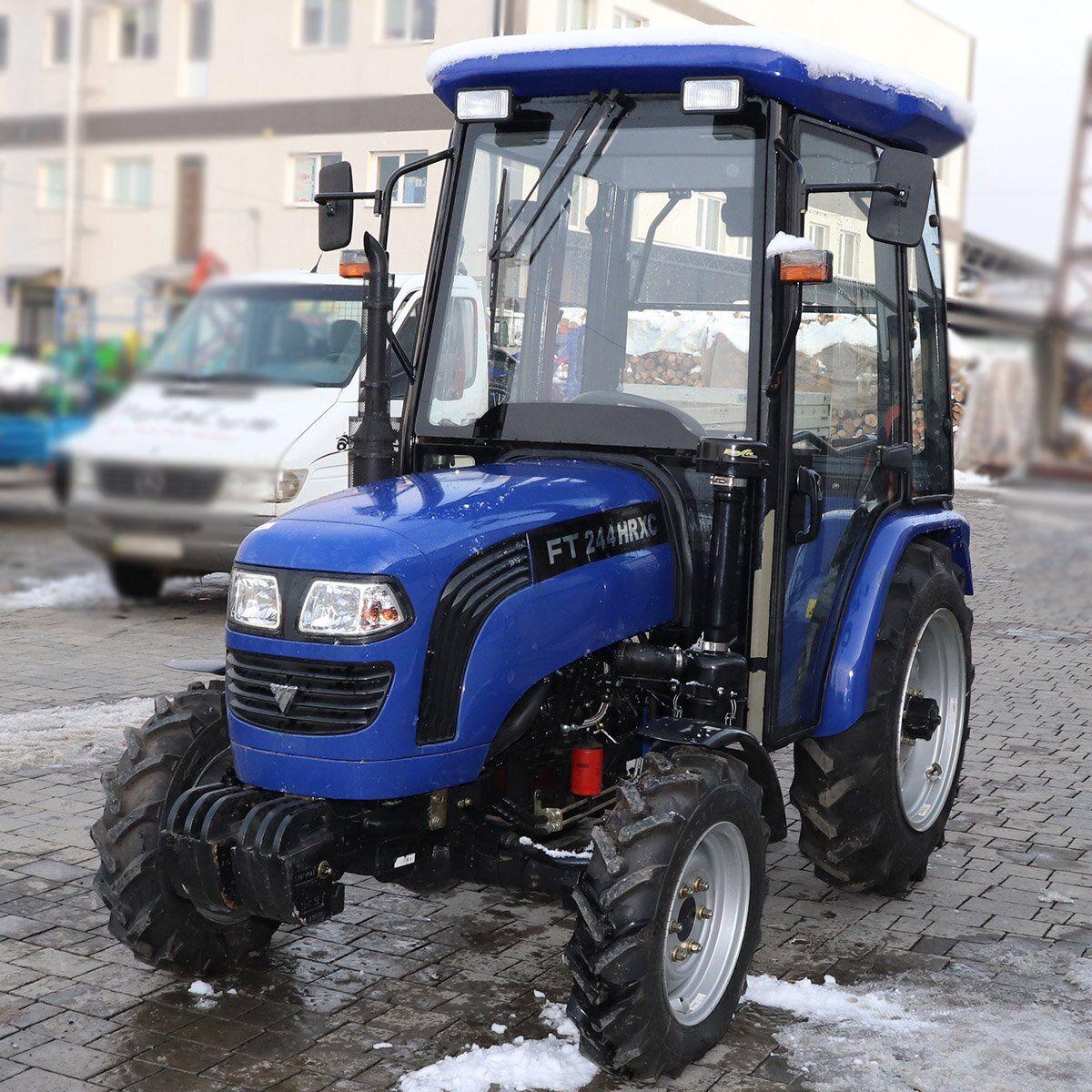 трактор фотон отзывы владельцев