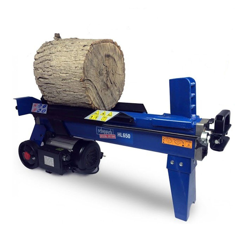 buy hydraulic wood splitter scheppach hl 650, price - 8 690 грн