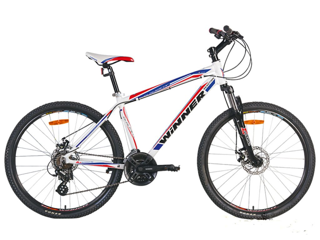 Buy Mountain bicycle Winner Gladiator Disk, wheels 26, frame 19 ...