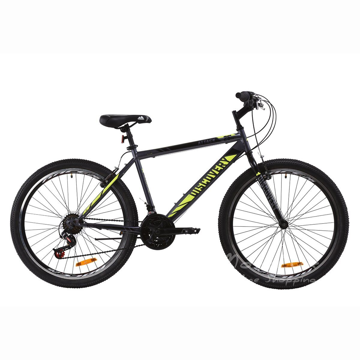City bike Discovery Attack Vbr, wheels 26, frame 18, 2019 ...