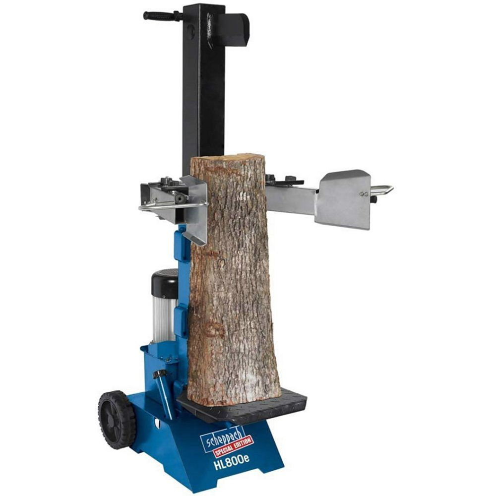 buy hydraulic wood splitter scheppach hl 800e, price - 16 060 грн