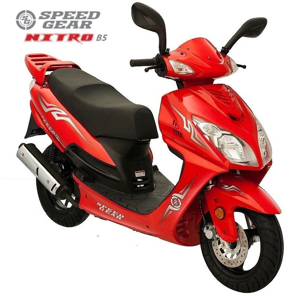 Buy Scooter Speed Gear Nitro 50 (5B), Price - 21 855 грн ...