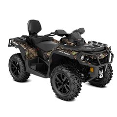 Квадроцикл BRP Can Am Outlander MAX XT 650 Mossy Oak Break-up Country Camo 2021