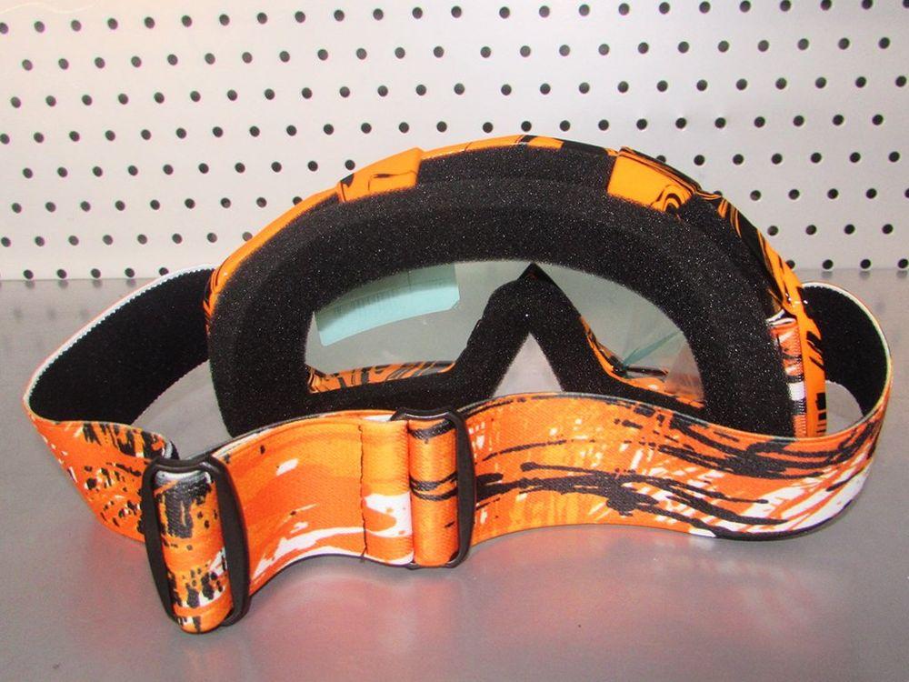 Új Motocross szemüveg Zebra eladó 23cf993bb3