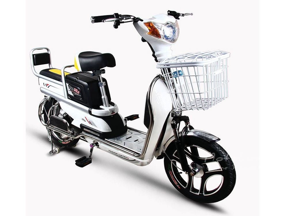 Electric moped Skybike Sigma Q-7