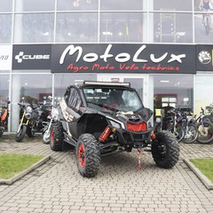 Мотовездеход BRP Can Am Maverick X RS TURBO RR SA 2021