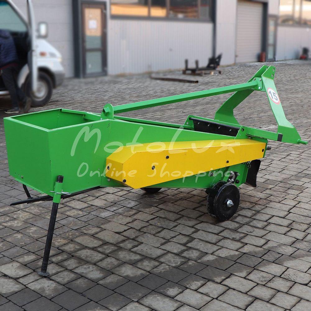 Польская картофелекопалка транспортер закупка элеваторами зерна