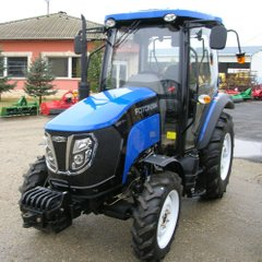 Tractor Foton Lovol 504CN, 50 HP, 4 Cyl., Power Steering, Locking Differencial
