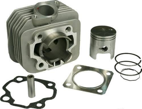 Spare parts for mototechnics