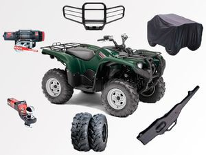Spare parts for ATV