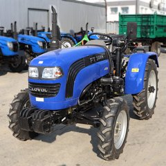 Tractor Foton Lovol FT 244 H, 24 HP, 3 Cyl., 4x4, Power Steering, Blue