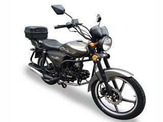 Moped Musstang Alfa New MT125-8 Fit grey