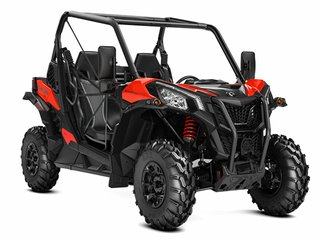 Мотовездеход BRP Can Am Maverick Trail DPS 800 Black and Can Am red 2020