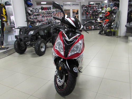 Скутер Speed Gear Matrix 150, 2017 red