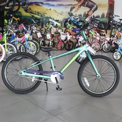 Children's bicycle Cannondale Kids Trail SS Girls, wheels 20, frame 16, 2020, turqoise